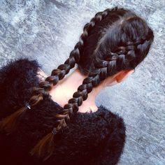 #braids #hair #hairstyle #brownhair #work #longhair #hairstylist #hairinspiration #hairfashion #instahair #haircut #frenchbraid #fashion #hairdo #slavic #slavichair #slavicgirl #warkocze #fryzura #długiewłosy #warkoczfrancuski #słowianka #słowiańskiwarkocz