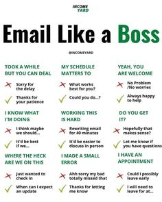 Email Like A Boss, Email Writing, Sms Language, Work Goals, Vie Motivation, Do It Yourself Furniture, Job Interview Tips, English Writing Skills, Career Counseling