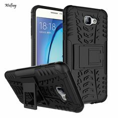 Cover For Samsung Galaxy J5 Prime Case Soft Rubber & Hard PC Funda Stand Phone Holder Case For Samsung J5 Prime On5 2016 G5700 <