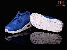 a3b248ba2328 New  nike air max 90 ltr in blue