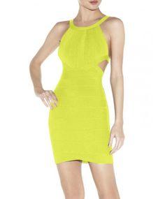 bodycon bandage dress, ZARIAH BANDAGE DRESS HLM09A bandage dresses for cheap
