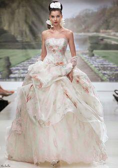 Glamorous Atelier Aimee Wedding Dresses 2015 Collection