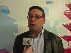 """""""Generazione oltre la linea"""" al Salone del Libro di Torino. Mia intervista sul telegiornale di TRC del 19/04/2014."""
