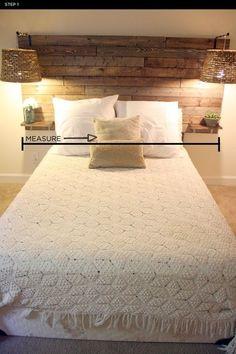 9 Elegant Clever Tips: Rustic Diy Living Room rustic headboard colour. Home Bedroom, Bedroom Furniture, Diy Furniture, Bedroom Decor, Western Furniture, Bedroom Retreat, Bedroom Sets, Trendy Bedroom, Pallet Wall Bedroom