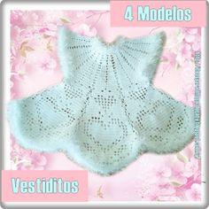 Ideas para el hogar: 4 Modelos de vestiditos