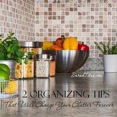 Home organization!