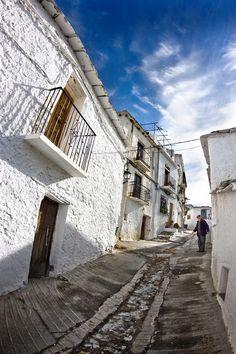 Capileira, Alpujarras  Granada  Spain