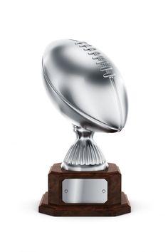 Silver  American football trophy Fantasy Football, Nfl Fantasy, Fantasy Draft, Sports Wall Decals, Football Trophies, American Football, Sign, Silver, Football