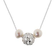 Tanya Moss | Joyería de oro | Joyería de plata | Diseño mexicano de accesorios y joyería Dije Piara de Plata 925 con Perlas #Pearls #Perlas #Plata #SterlingSilver #Joyeria #Jewelry #TanyaMoss #MexicanDesigner #Pendant #Dije