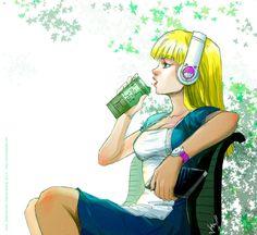 Alice. It is Tea Time.