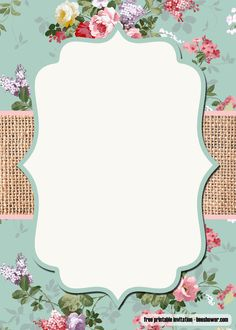FRE Shabby chic baby shower invitations Templates - All You Need To Know About Baby Shower Invitaciones Shabby Chic, Shabby Chic Invitations, Baby Shower Invitaciones, Cumpleaños Shabby Chic, Shabby Chic Baby Shower, Vintage Flowers Wallpaper, Flower Background Wallpaper, Free Printable Birthday Invitations, Baby Shower Invitation Templates