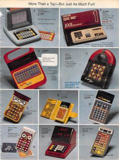 Electronic Educational Toys like Speak 'n Spell from a 1980 catalog Childhood Toys, Childhood Memories, Electronic Packaging, 1980 Toys, Christmas Catalogs, Christmas Toys, Oldies But Goodies, Tecno, Sweet Memories