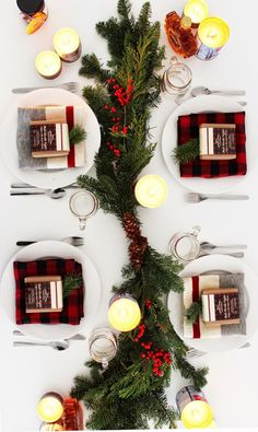 14 Magical Christmas Table Decorations | Hunker