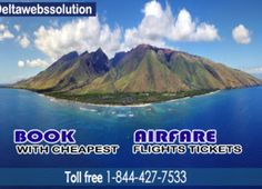 Get amazing discount  on every flight ticket for your favorite destination around the world. Call Now 1-844-427-7533""