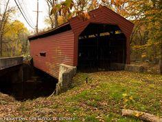 Brandywine Covered Bridge, Delaware