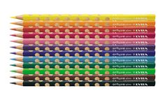 Lekolar: Värikynä Lyra Groove slim 12 väriä x 12 ras