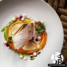 The Art of Plating #presentation