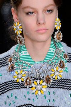 Sfilata Miu Miu - Autunno-Inverno 2015-2016 - Parigi - Moda - Elle