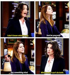 How I met your mother lol @Leann T Simmons Sliger totes Robin and Lilly!