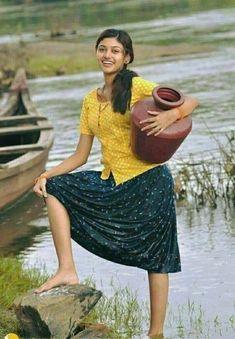 Beautiful Girl Indian, Most Beautiful Indian Actress, Beautiful Ladies, Beauty Full Girl, Beauty Women, Indian Photoshoot, Desi Girl Image, Dehati Girl Photo, Village Girl