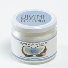 Coconut Organic virgin oil - New Glass Jar - 165 LE Virgin Oil, Oil News, Benefits Of Coconut Oil, Organic Coconut Oil, Healthy Options, Glass Jars, Skin Care, Egypt, Quality Foods