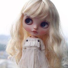 #dauphinedream #blythe #customblythe #doll #k07 #k07doll