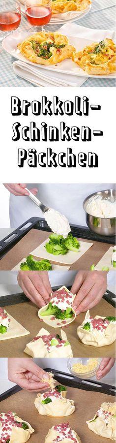 Eine leckere Abendbrot-Idee aus dem Ofen.