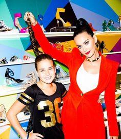 Katy Perry Shoe Launch #KatyPerryFootwear (15/8) [📸: @ronyalwin for @fun_mag]
