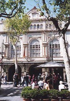 Gran Teatro del Liceo - Wikipedia, la enciclopedia libre