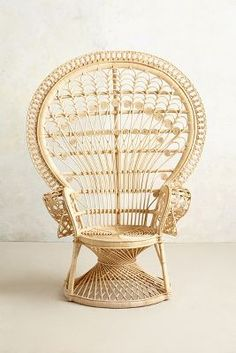 Reina Chair #anthrofav #greigedesign