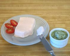 Paleo Vegan Creme Cheese - will use this for my dip for fall party!!!