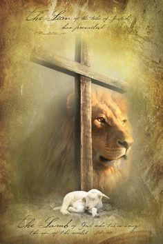 Jesus Christ Lamb of God | LAMB OF GOD (LIGHT) - Christian Religious Posters by davidsorensen