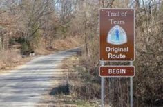 Two newly developed driving tours that follow the original route of the Trail of Tears have been marked in Chattanooga and Hamilton County. #trailoftears #chahistory
