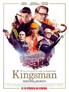 Kingsman : Services secrets est un film de Matthew Vaughn avec Colin Firth, Samuel L. Jackson. Synopsis : KINGSMAN, l'élite du renseignement britannique en costumes trois pièces, est à la recherche de sang neuf. Pour recruter leur nouvel agent secret, elle