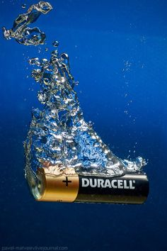 splash duracell