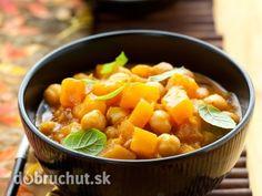 Chickpea and Cauliflower Curry – Greek Yogurt Recipes Chickpea And Potato Curry, Cauliflower Curry, Chickpea Stew, Vegetarian Curry, Vegetarian Recipes, Healthy Recipes, Healthy Menu, Yellow Vegetables, Side Dishes