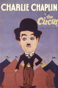 Charlie #Chaplin - the #Circus