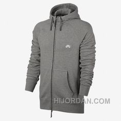 best service 4ceac 7f5eb Herren Nike Schweiz Dunkel Grau Heather   Weiß Nike Sb Everett  Kapuzenpullies 5969, Price   56.00 - Air Jordan Shoes, Michael Jordan Shoes