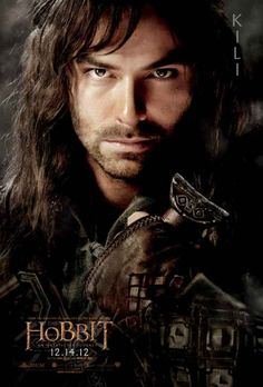 Aiden Turner- kili, never thought I would have a crush on a dwarf... but he's and archer dwarf! How rad is that?!