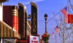 Talon Coffe Shop. Smallville