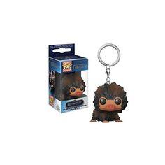 81b790bef Funko Pop Keychain  Fantastic Beasts 2 Crimes of Grindelwald - Baby Niffler  (Brown)