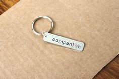 Doctor Who Companion Keychain