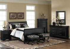 Carrington Bedroom by Liberty