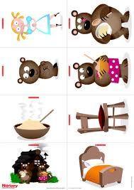 Afbeeldingsresultaat voor Goldilocks and the 3 bear activities Fairy Tale Activities, Book Activities, Bears Preschool, Teddy Bear Day, Goldilocks And The Three Bears, Traditional Stories, 3 Bears, Bear Theme, Early Literacy