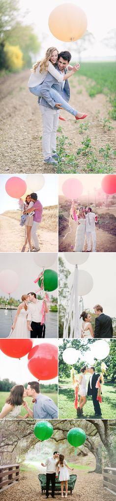 Incorporation balloons