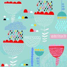 Sara Brezzi - Happy Flowers | Make It In Design