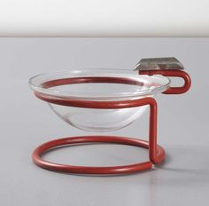 RARE ASHTRAY  By Marianne Brandt  1930