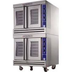 Bakers Pride BCO-E2 Cyclone Series Double Deck Full Size Electric Convection…