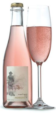 Innocent Bystander Pink Moscato. One of the best I've tasted.