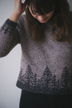 a50672cece4807 Ravelry: Alaska sweater pattern by Camille Descoteaux Fair Isle Knitting,  Knitting Yarn, Hand